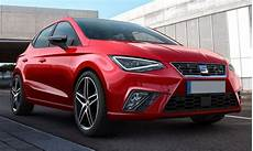 Seat Configurator And Price List For The New Ibiza