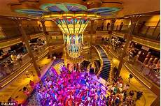 experience a disney cruise that s just for grown ups daily mail online