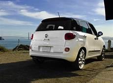 Fiat 500 Consommation Fiat 500l Living Peut Concurrencer Les Monospaces