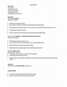 professional key holder resume template