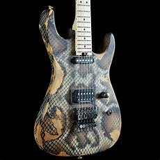 warren demartini guitar charvel custom shop warren demartini signature snake heavy relic west guitars