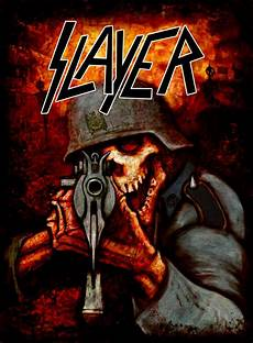 Slayer Iphone Wallpaper by Slayer Band Wallpaper Wallpapersafari