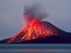 Background Powerpoint Gunung Meletus Koleksi Gambar Hd