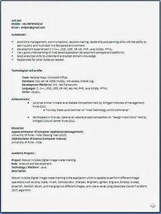 sales engineer fresher resume