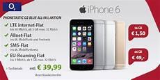 iphone 6 mit vertrag nur 1 50 allnet flat mit 3gb