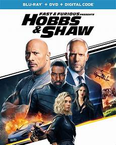 Fast Furious Presents Hobbs Shaw Dvd