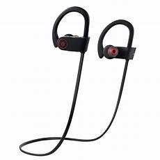 bluetooth headphone earbuds sweatproof otium beats sports