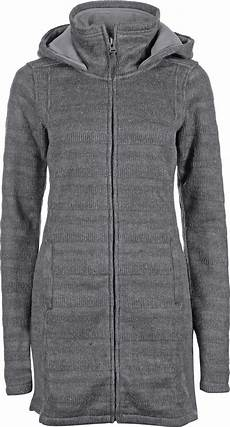 bench doris w strickjacke grau meliert im weare shop