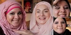 Tutorial Makeup Pesta Untuk Wanita Muslimah Berwajah Bulat
