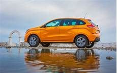 lada x enters production with sandero platform and two