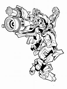 bumblebee transformer coloring pages printable clipart best