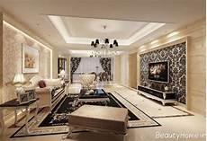living room decoration with wallpaper 26 دکوراسیون داخلی زیبایی خانه دکوراسیون منزل