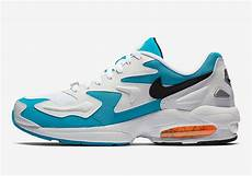 nike air max 2 light dolphins ao1741 100 release info