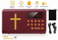 Bible Audio Books Player Speaker King by Talking Bible Audio Bible Player King