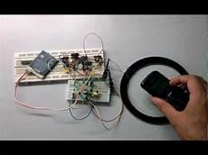 16f676 metal detector youtube