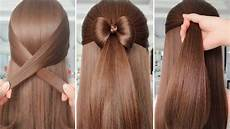 simple hairstyles for everyday hair tutorials youtube