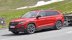 2019 skoda kodiaq rs top speed