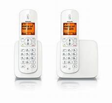 Benear T 233 L 233 Phone Sans Fil Cd2802w Fr Philips