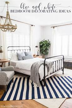 White Simple Master Bedroom Ideas by Blue And White Bedroom Ideas For Summer Quot Home