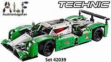 lego technic 42039 24 hours race car langstrecken