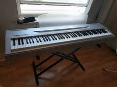 Yamaha P 60 Electric Keyboard 88 Key Piano With Weighted