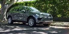 2016 Volkswagen Touareg 150tdi Review Photos Caradvice