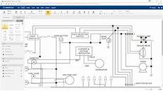 how to draw electrical diagrams with smartdraw