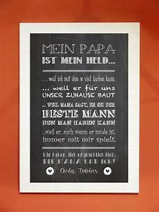 tafelbild kunstdruck f 252 r papa einzigartige geschenke