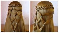 coiffure simple et rapide pour cheveux mi
