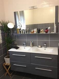salle de bain et gris d 233 co salle de bain en gris et blanc