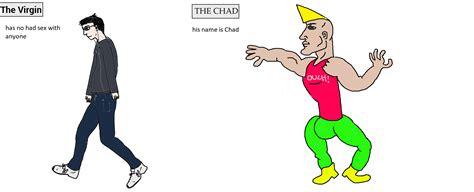 Chad Meme Template