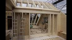 selber haus bauen niedrigenergiehaus passivhaus foto dokumentation vom bau