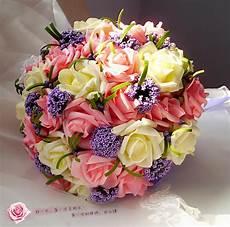 acheter wedding bouquet artificiel fleurs throw