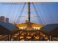 Moshulu: dining on a tall ship in Philadelphia (Photo: B