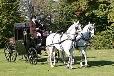 carrozze e cavalli gli attacchi