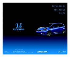 download car manuals pdf free 2010 honda fit on board diagnostic system 2012 honda fit technology reference guide pdf manual 13 pages