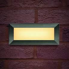 integral ilbla015 3 8 watt outdoor recessed led brick light