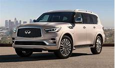 2019 infiniti truck infiniti updates its qx80 land yacht for 2018 autotribute