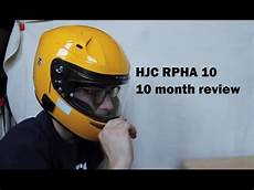 Hjc Rpha 10 Helmet Review After 10 Months