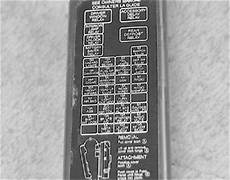 ford taurus fuse box diagram 1997 1997 ford taurus 97 fuse box questions with pictures fixya