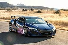 a tastefully tuned acura nsx is heading to sema 187 autoguide com news