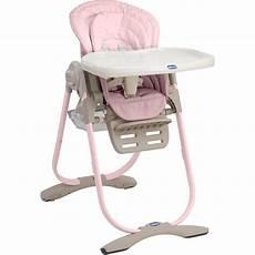 chaise haute polly magic pink 30 sur allob 233 b 233