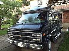 Chevy G20 - find used 1995 chevy g20 custom sherrod 28 000