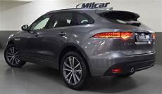 Milcar Automotive Consultancy 187 Jaguar F Pace 4