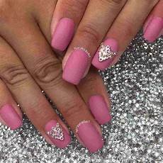 54 nails pink nail art designs for girls in spring and summer