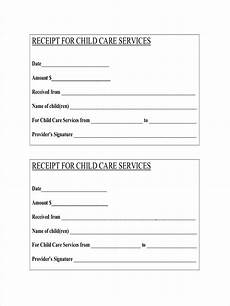 free 9 daycare receipt exles sles in pdf doc