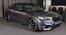 bmw m2 performance equipped model looks wonderful