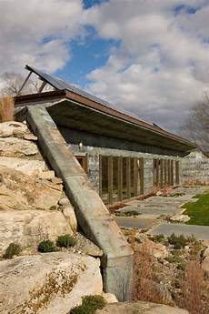 home on earth earth bermed house allan shope architect earth sheltered homes underground homes earth homes