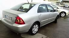 2004 Toyota Corolla 1 4 Vvt I Terra