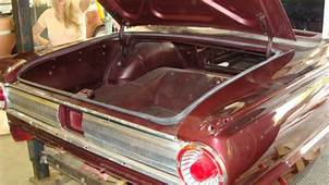 Sell Used 1963/64 Fairlane K Code Sports Coupe In